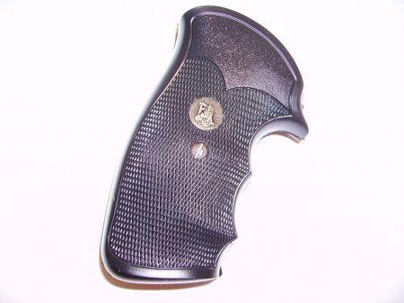 Poignée caoutchouc pour revolver Smith & Wesson K/L RB PA03266