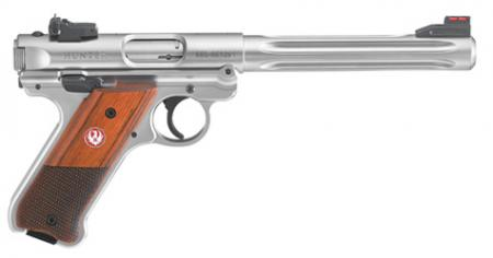 Pist RUGER MARK IV HUNTER cal 22lr INOX