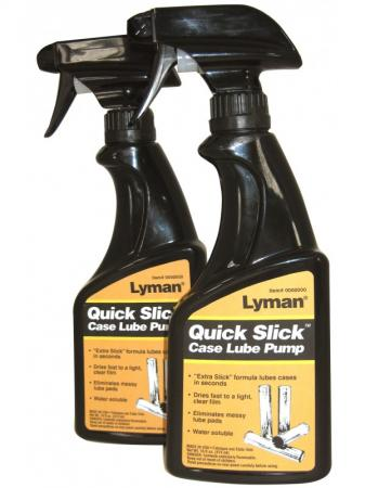 Lubrifiant pour douilles en spray 473 ml Quick Slick Case Lube LYMAN