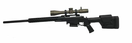 Carabine REMINGTON Model 700 PCR cal 6.5 creedmore + Lunette