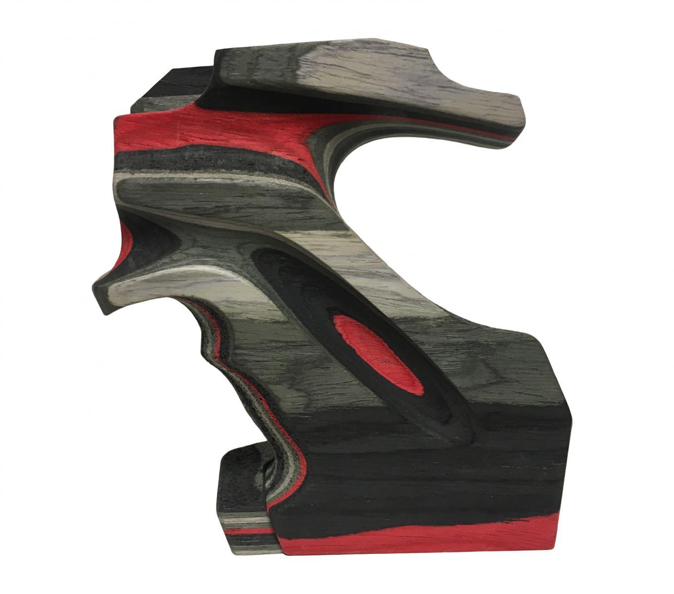 Poignée Lamellé couleur pour Pistolet FEINWERKBAU P34 Gaucher