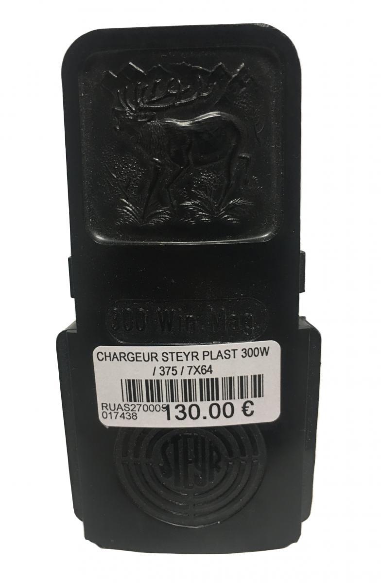 Chargeur Steyr plastique pour cal 300 WM