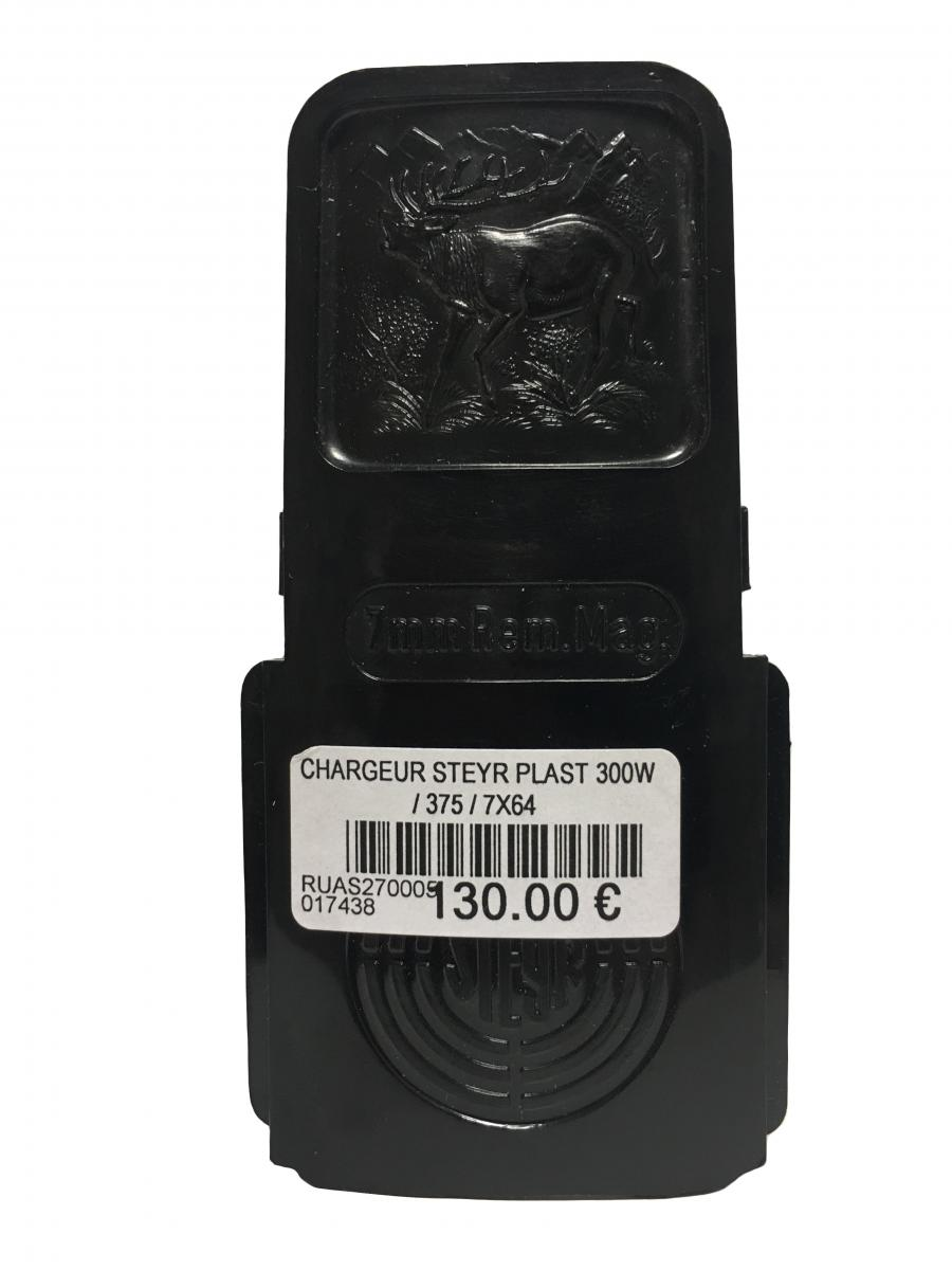 Chargeur Steyr plastique pour cal 7mm Rem Mag