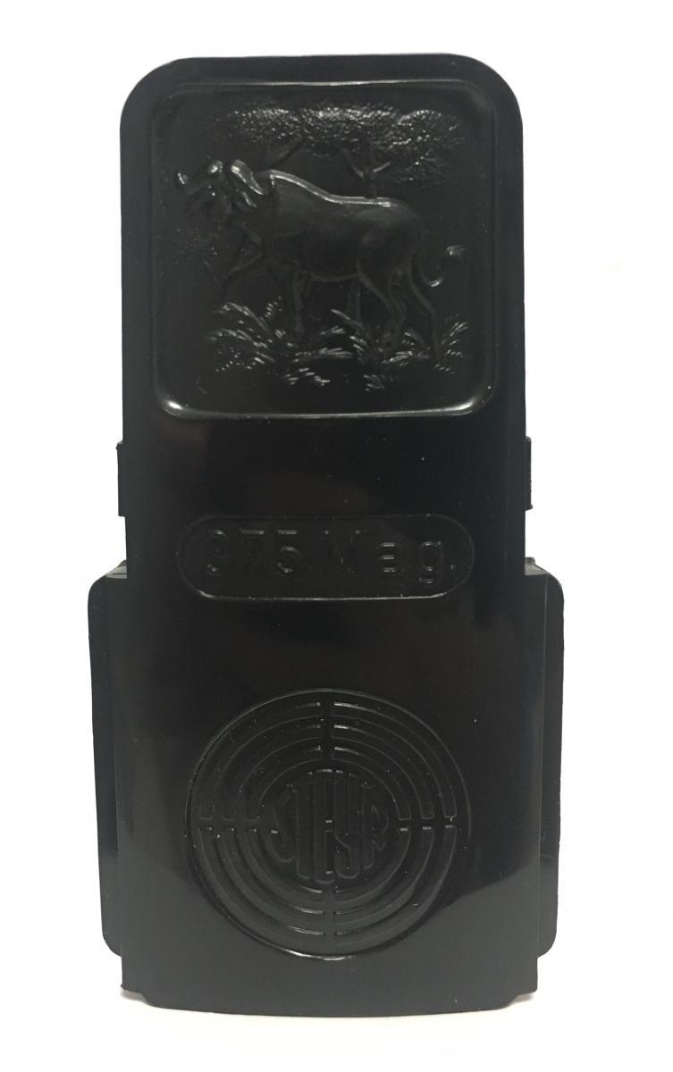 Chargeur Steyr plastique pour cal 375 HH Mag