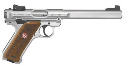 Pistolet RUGER MARK IV competition 22 LR RKMKIVCOMP