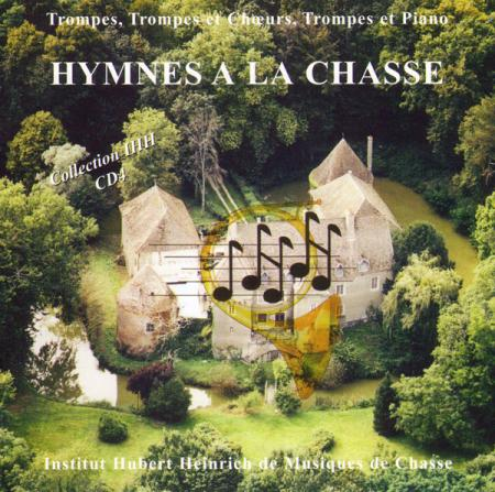 CD Audio Hymnes à la chasse