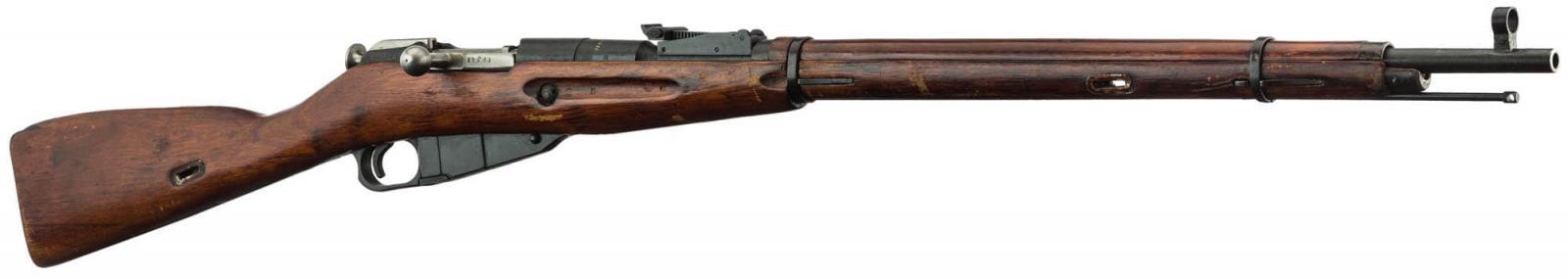 Carabine TAR MOSIN NAGANT 1891-1930 standart 7.62x54R