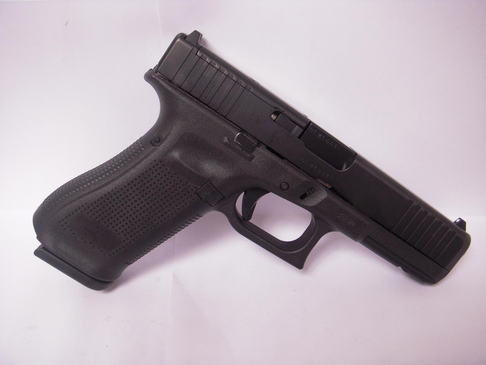 Pistolet GLOCK 17 Gen5 MOS 9mm