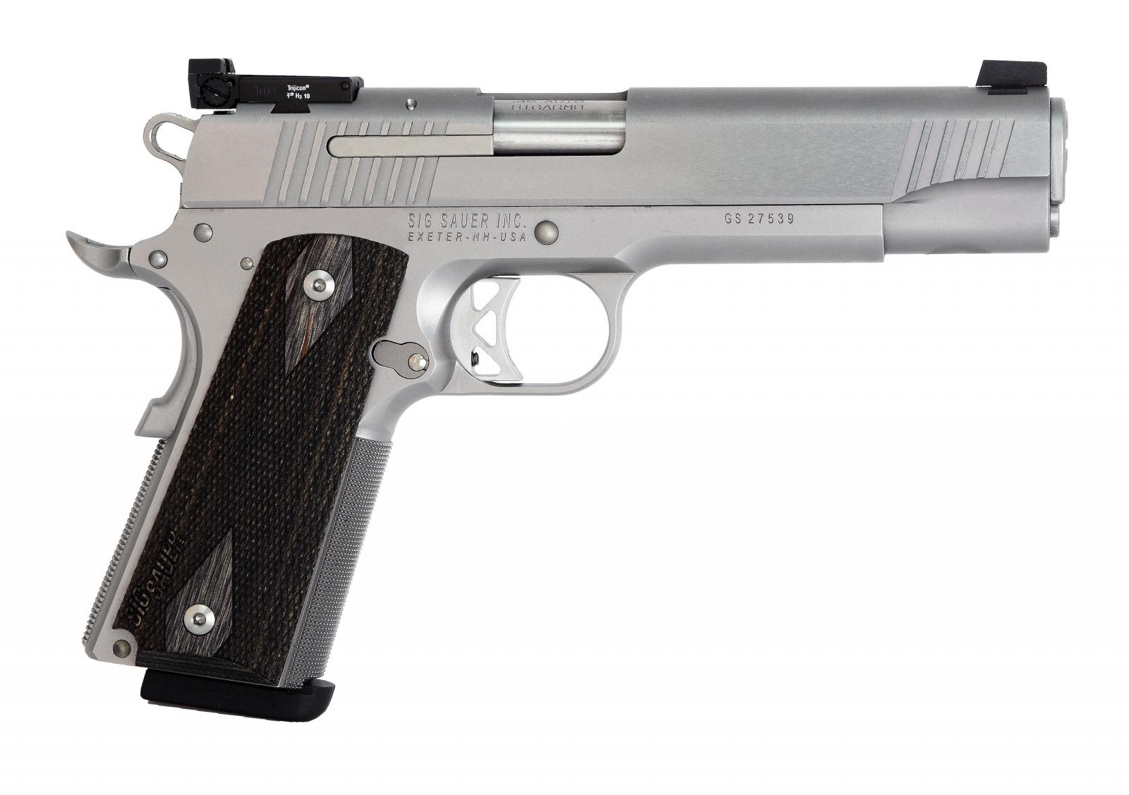 Pistolet SIG SAUER 1911 Match Elite 9mm