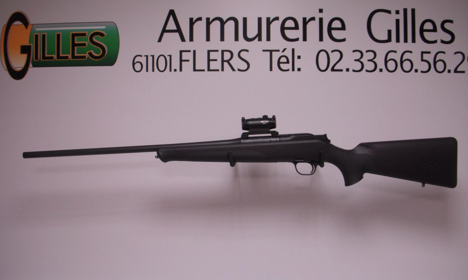 Carabine BLASER R8 PROFESSIONAL marron Cal 300WMG