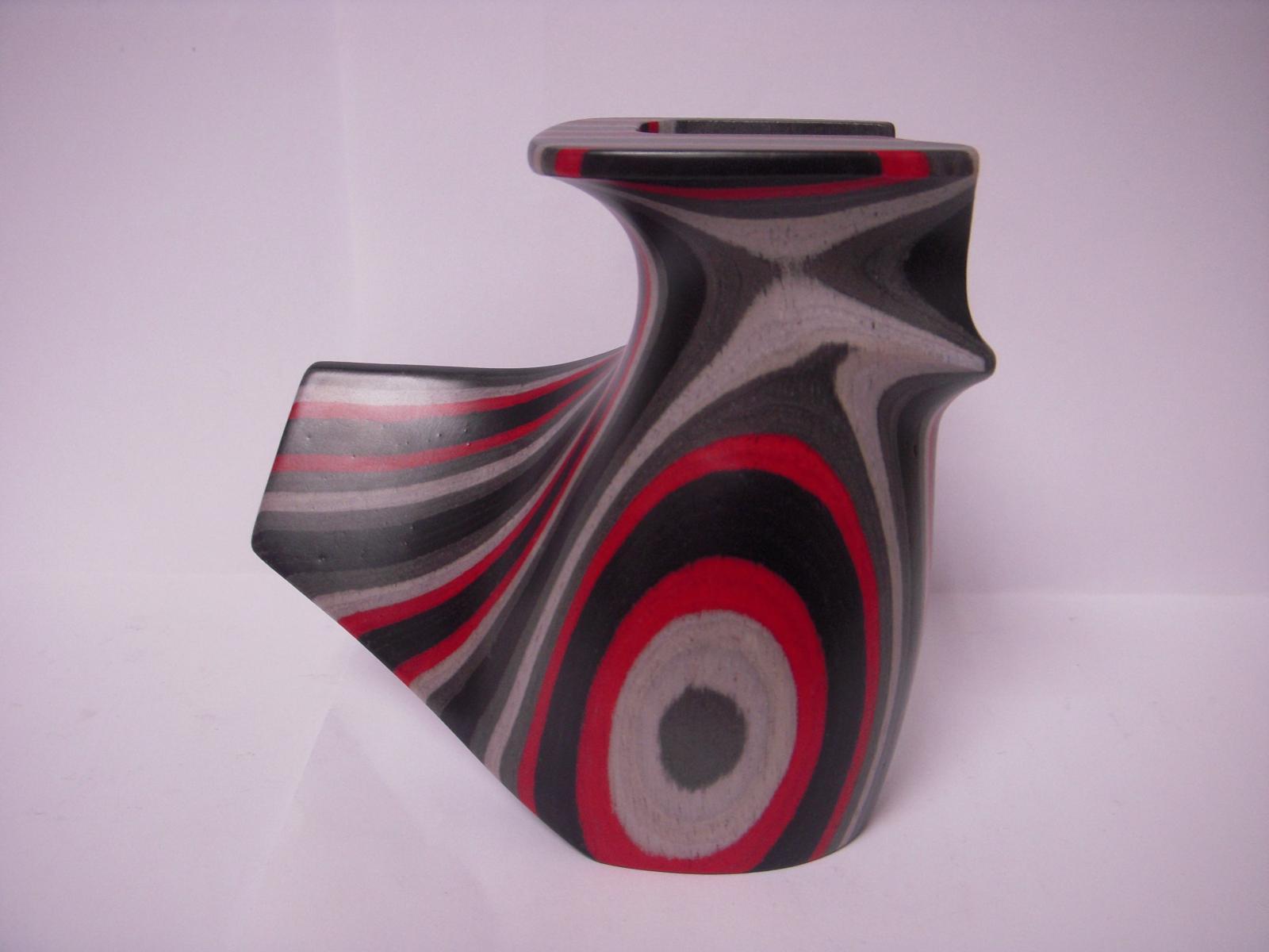 Poignée pour FEIN 800 alu rouge et noire