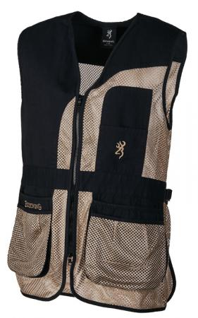 Gilet de ball trap BROWNING Phoenix Black