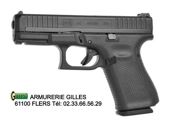 Pistolet GLOCK 44 cal 22LR
