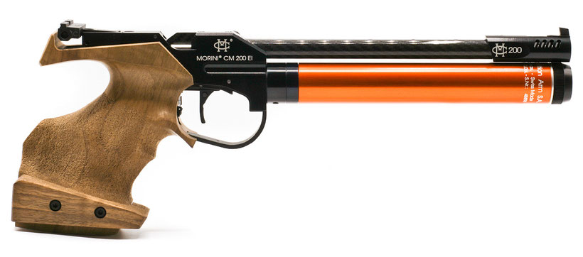 Pistolet Morini CM 200 EI manomètre digital