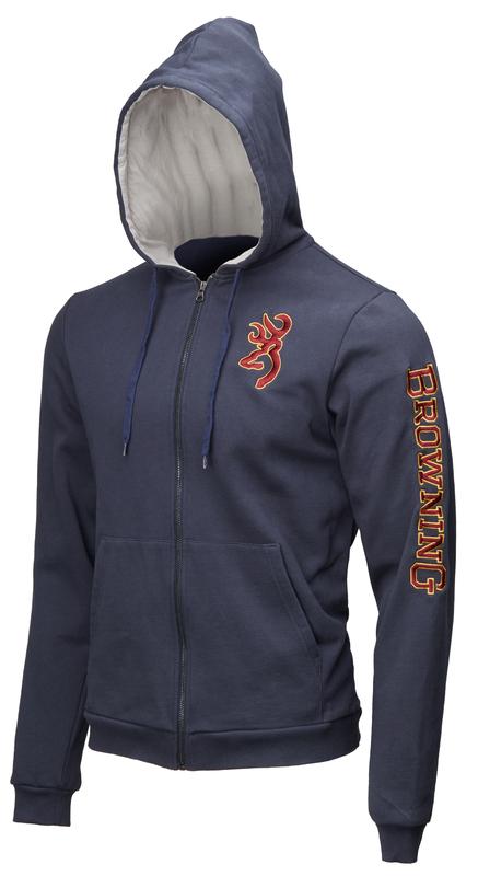 Sweatshirt  à zip SNAPSHOT BROWNING BRO3018446503