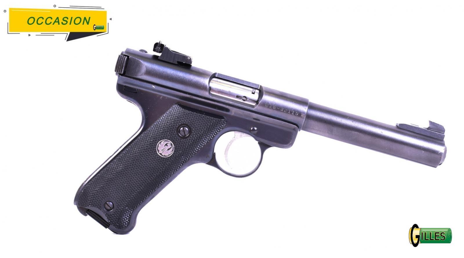 OCCASION Pistolet PSA RUGER MK II Cal 22LR