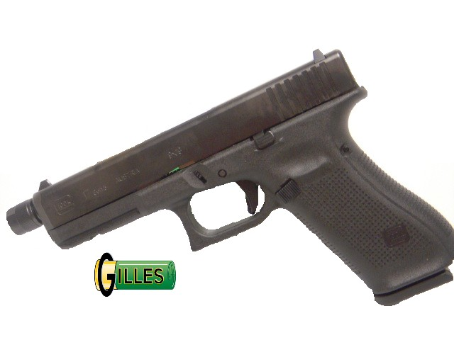 Pistolet GLOCK 17 GEN 5 Fileté Cal. 9x19 mm