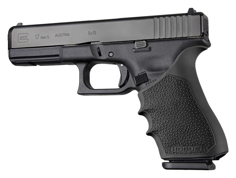 Poignée HOGUE pour Glock 17 gén 5 HO17020