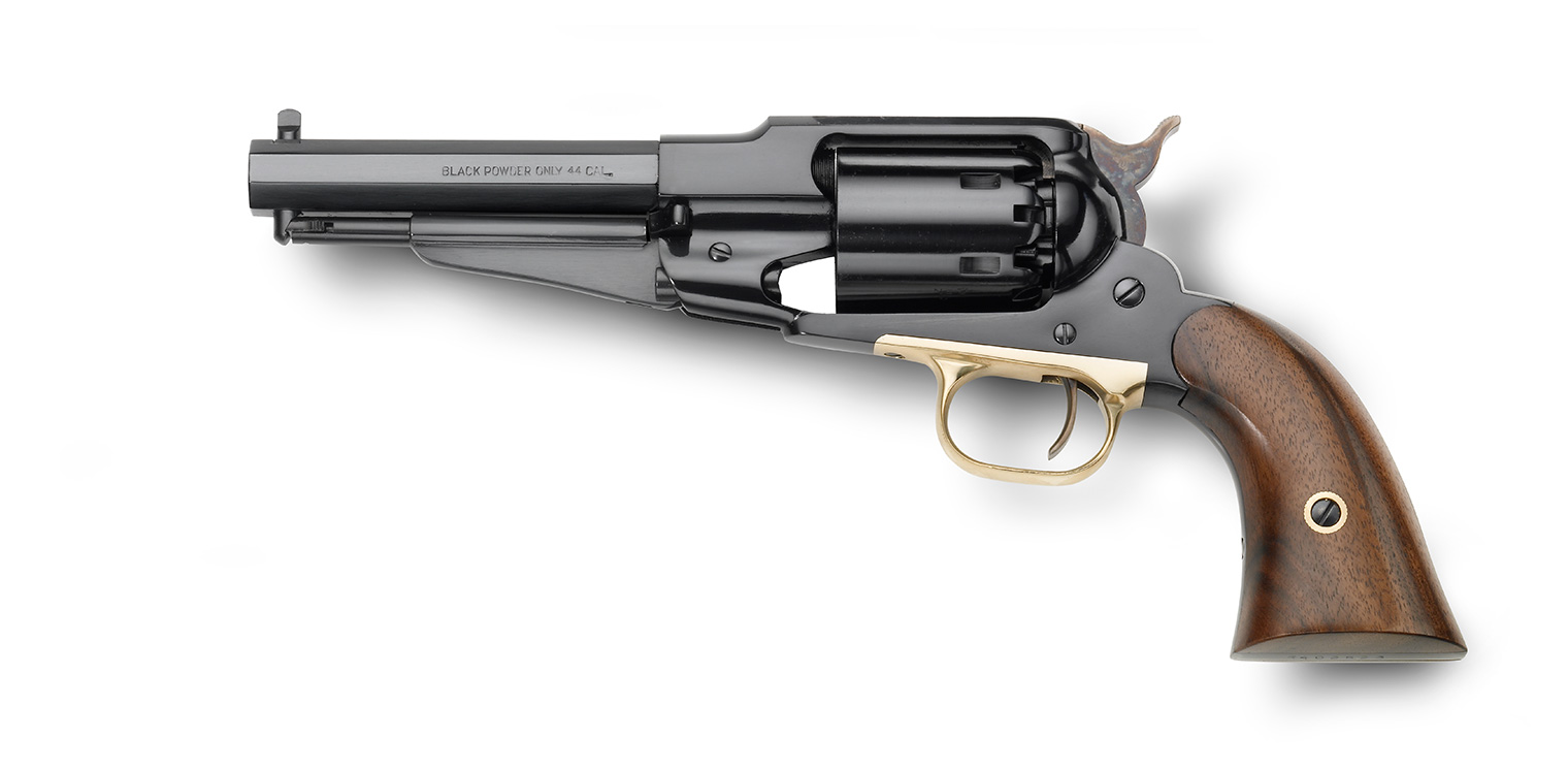 Revolver PIETTA 1858 RM Acier Sheriff Cal 44 PRGASH44