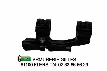 Montage Monobloc 30 mm PREMIUM ARMS Alpha Elite PA00009