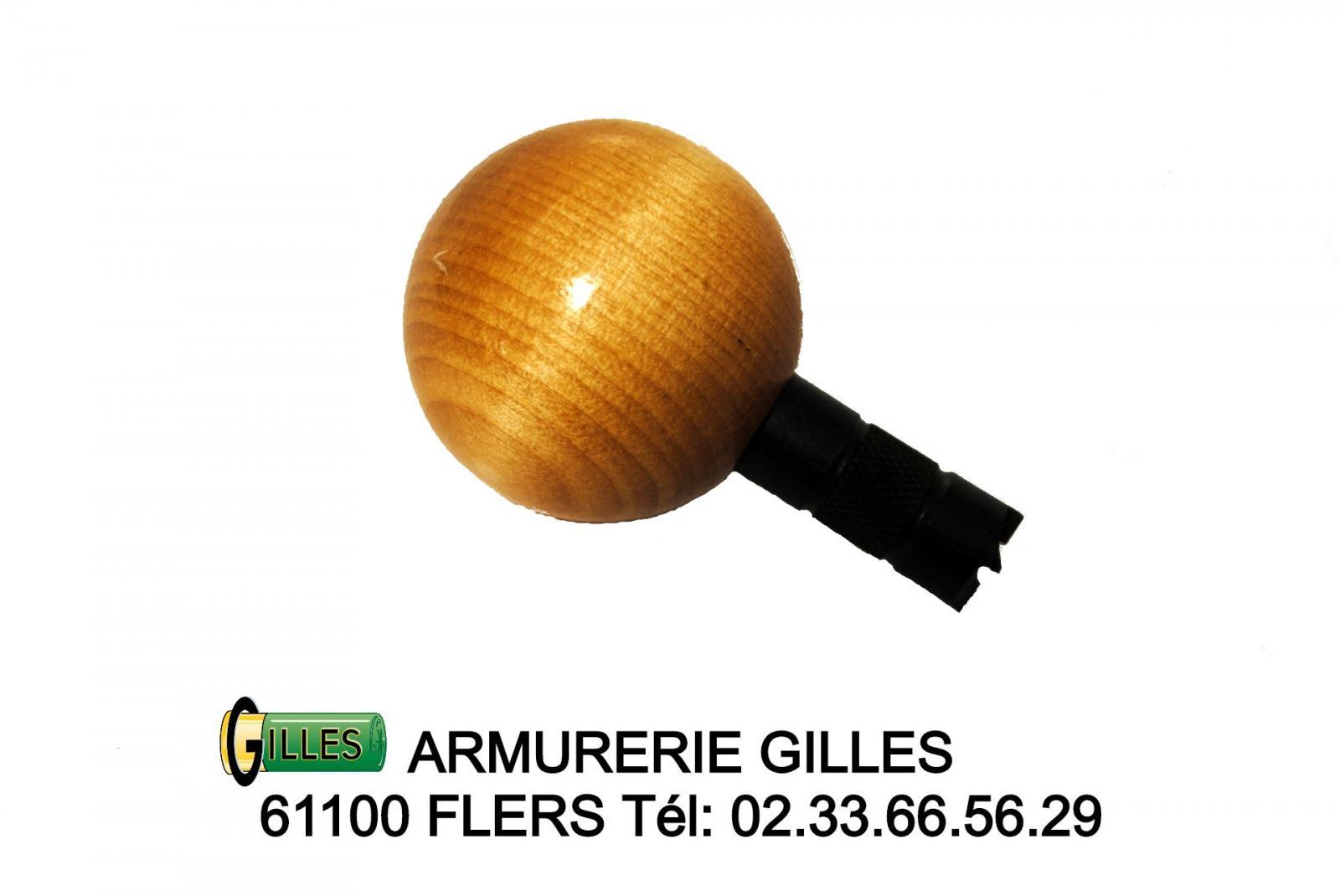 Racourcisseur de de douilles balle en bois LEE90275