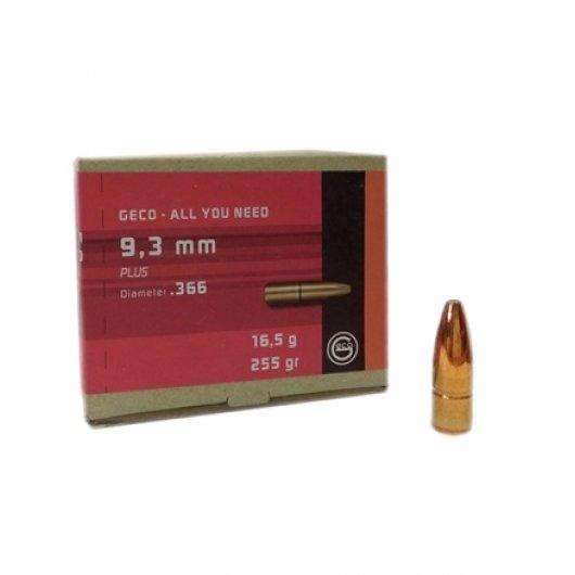 50 ogives GECO PLUS 9.3mm 255 grs