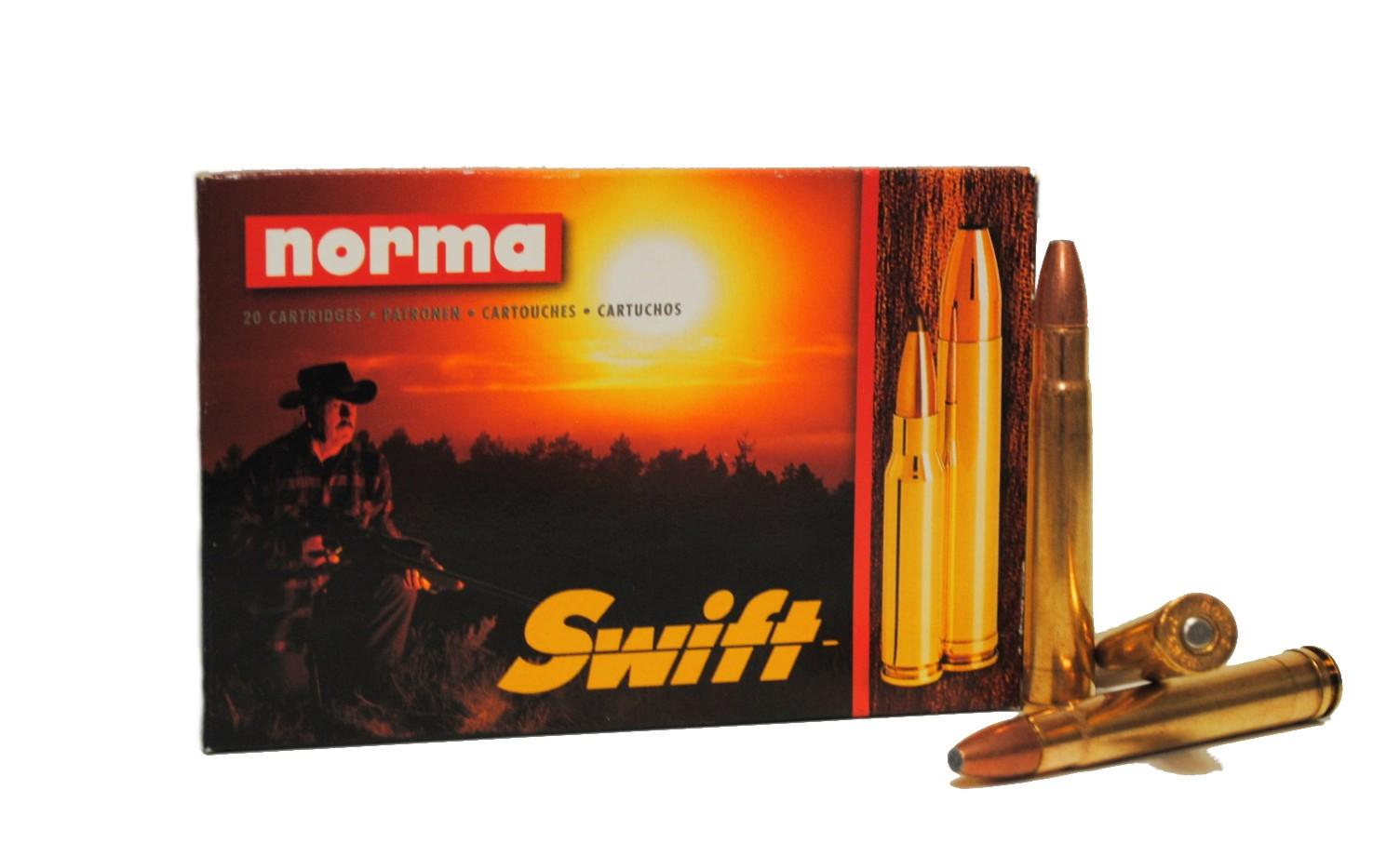 Boite de 20 cartouche NORMA cal 375HH Mag 300grs TXP 19.4g N19503