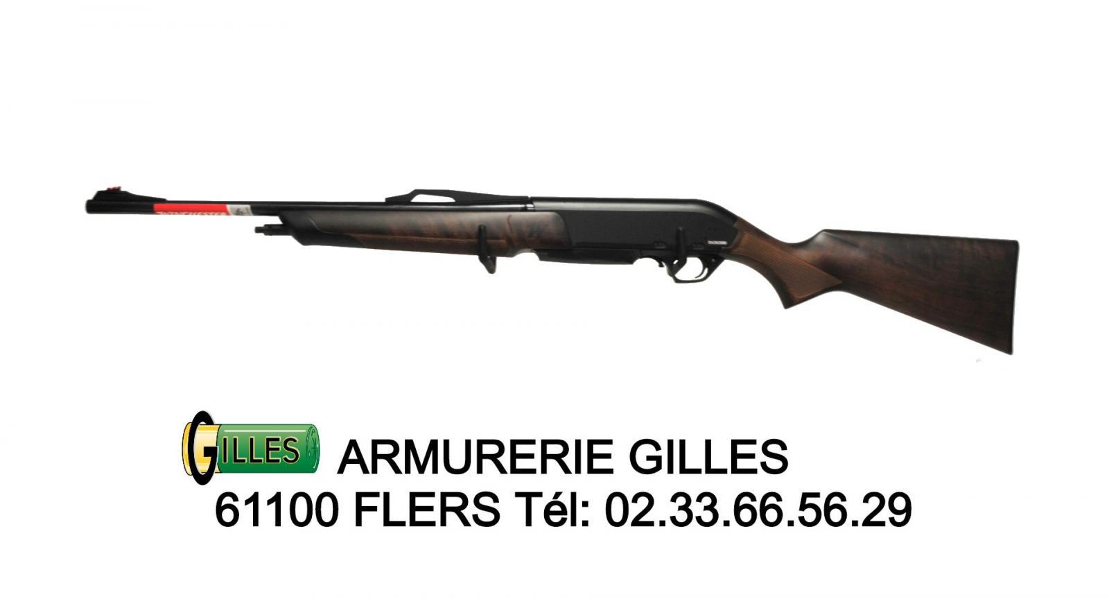 Carabine  WINCHESTER SXR VULCAN BATTUE Cal 300WM