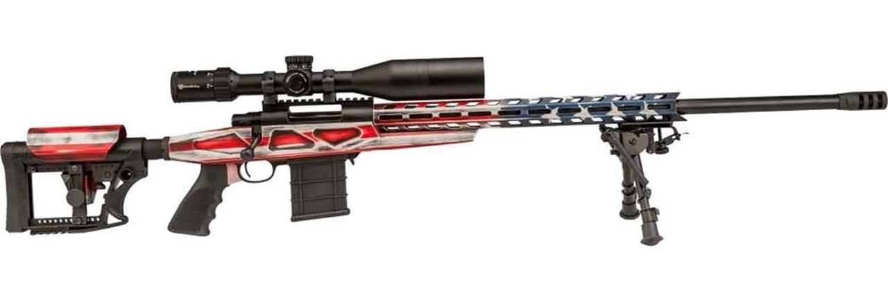 Carabine Howa Mod 1500 American Flag FCCS229