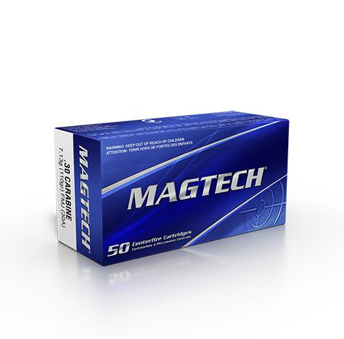 Boite de 50 cartouches cal 30 M1 MAGTECH 110grs MT30M1