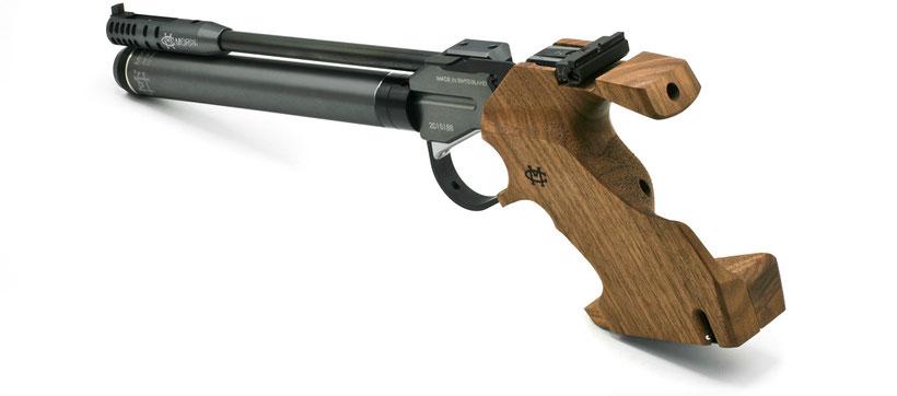 Pistolet Morini CM200 EI TITANIUM manomètre digital Edition Limitée