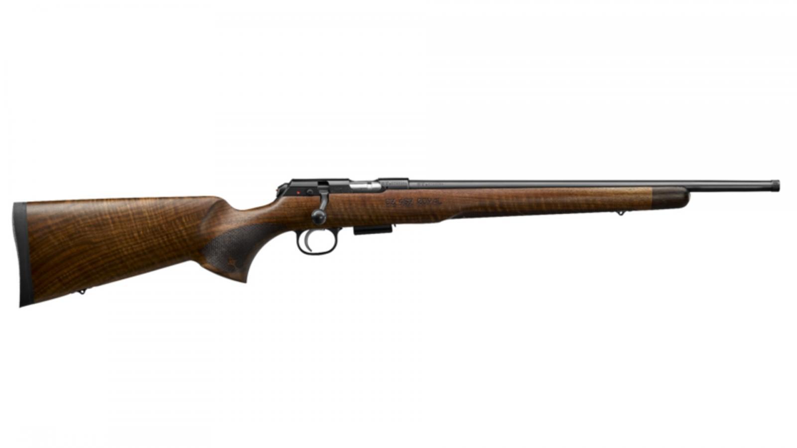 Carabine CZ 457 ROYAL Cal 22LR