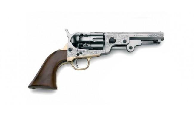 Revolver PIETTA 1851 Navy Yank Acier Old Modèl 44 YAOM44