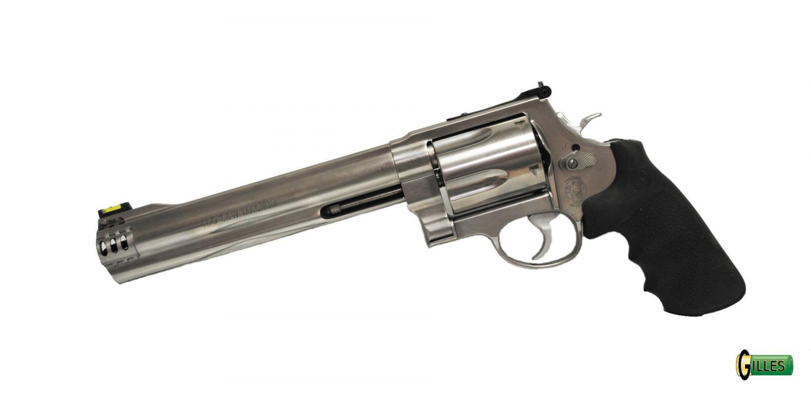 OCCASION Revolver SMITH & WESSON 460XVR cal 460sw PO541
