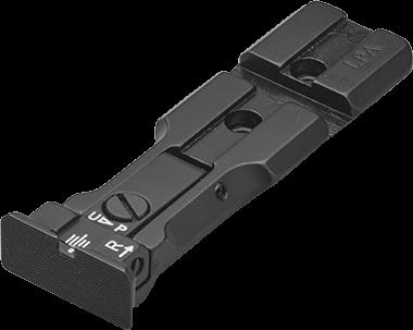 Hausse LPA pour revolver SMITH & WESSON avec rail intégré WXT0407