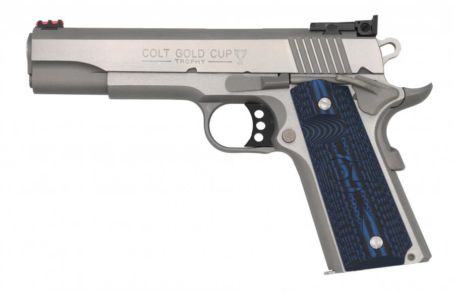 P.S.A. COLT 1911 GOLD CUP TROPHY LIGHT calibre 45 ACP