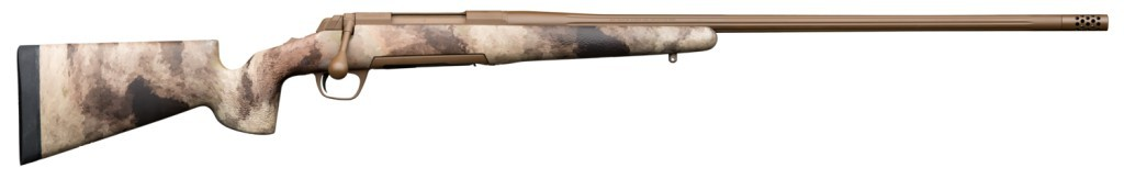 Carabine BROWNING X-BOLT CAMO A-TACS Cal 308 win