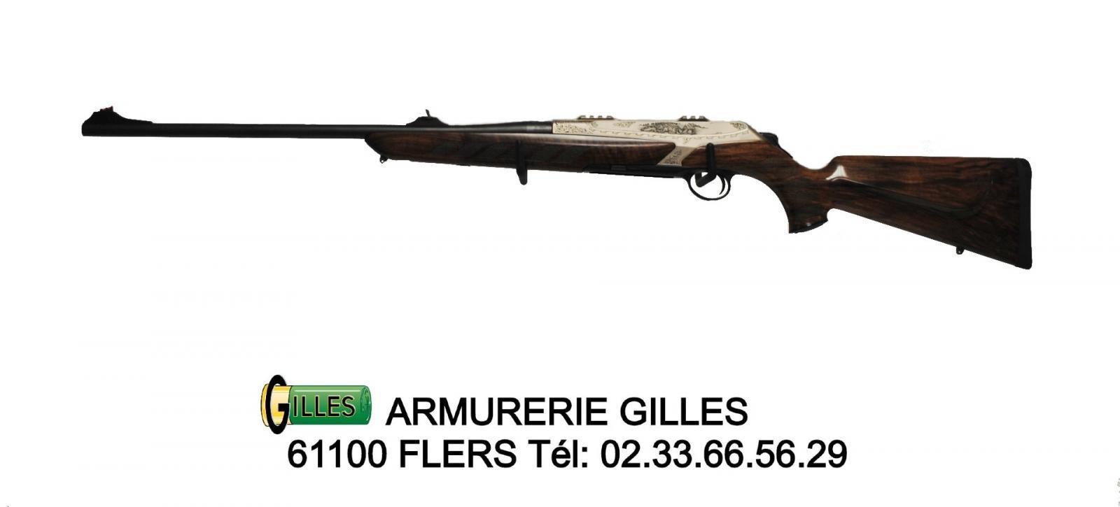 Carabine MERKEL RX HÉLIX WILD BOAR Cal 300WMG