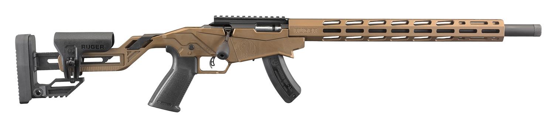Carabine RUGER PRECISION RIMFIRE Desert Cal 22LR