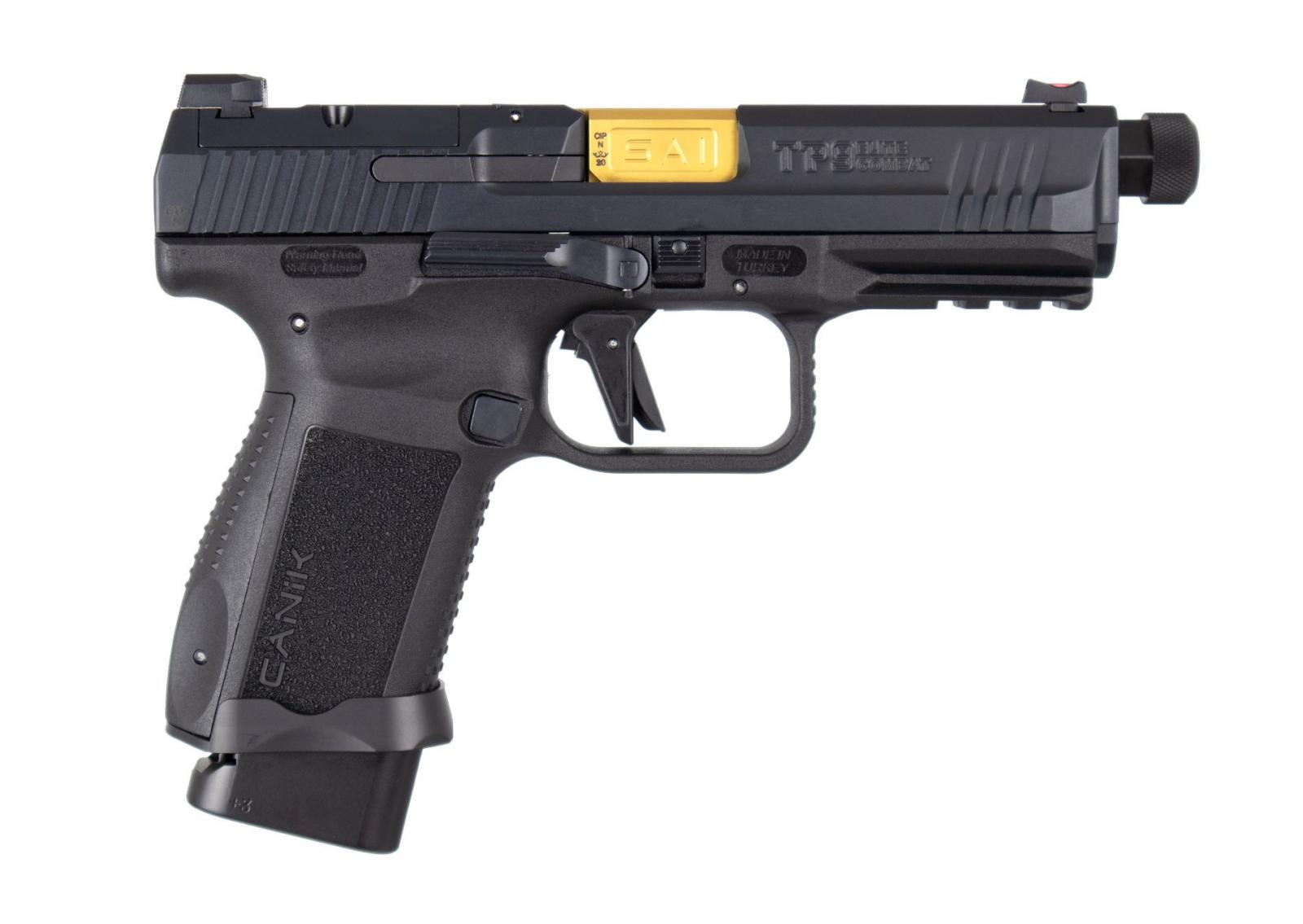 P.S.A. CANIK TP9 SF ELITE COMBAT EXCUTIVE Cal 9mm