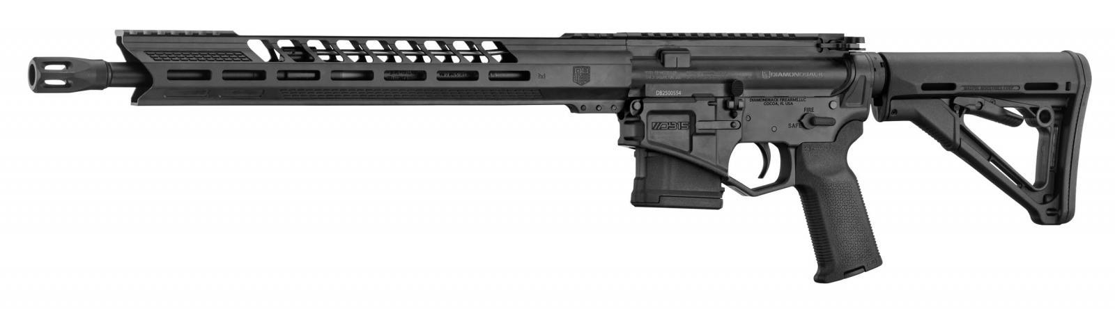 "Carabine DIAMONDBACK DB15 BBL 16"" 223 Rem"