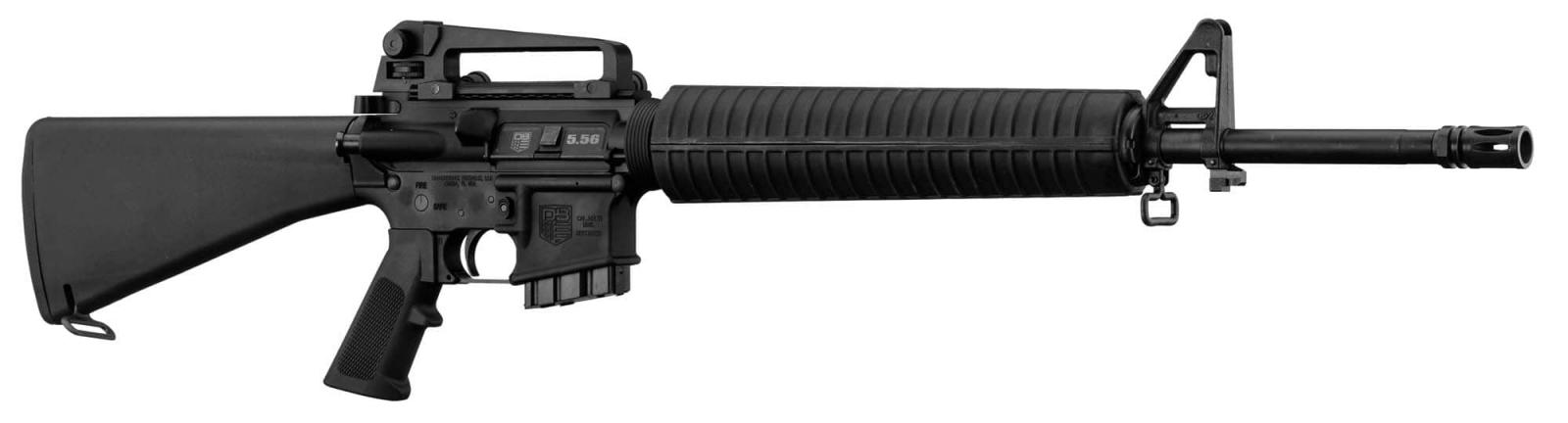 Carabine type AR15 DIAMONDBACK modèle DB16 USB Version T.A.R