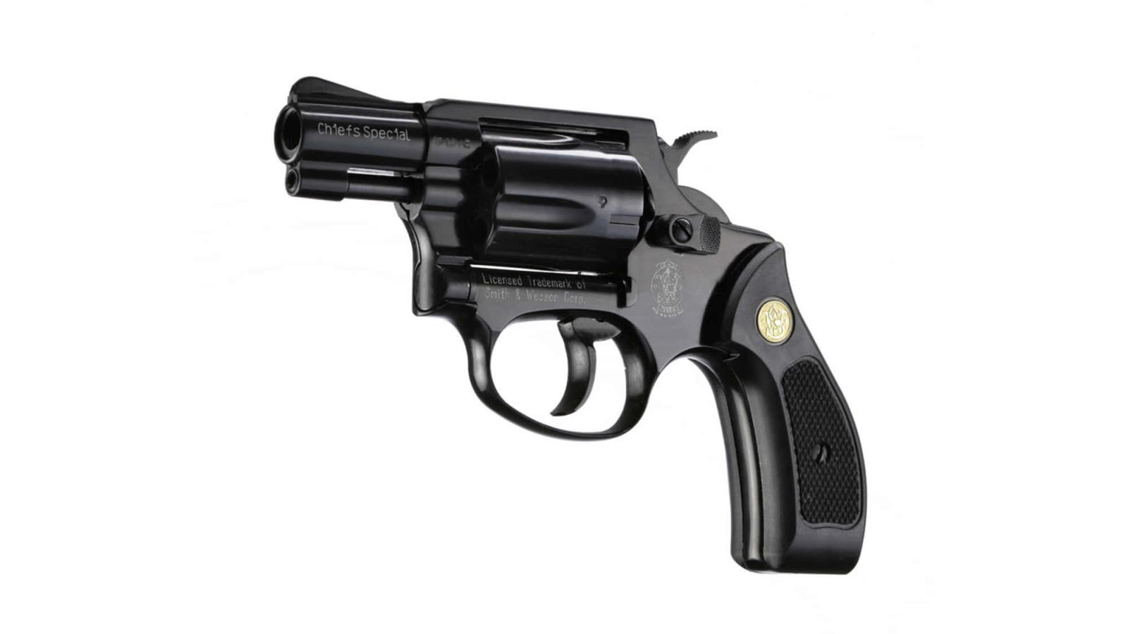 Revolver 9mm à blanc SMITH & WESSON