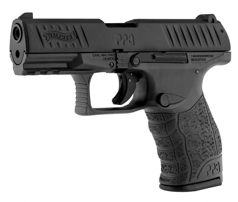 Pistolet 9mm à blanc WALTHER PPQ