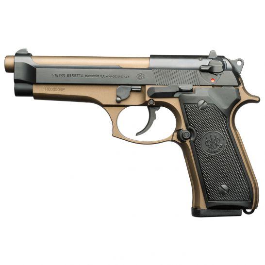 Pistolet BERETTA 92 FS BRONZE EDITION Cal 9mm