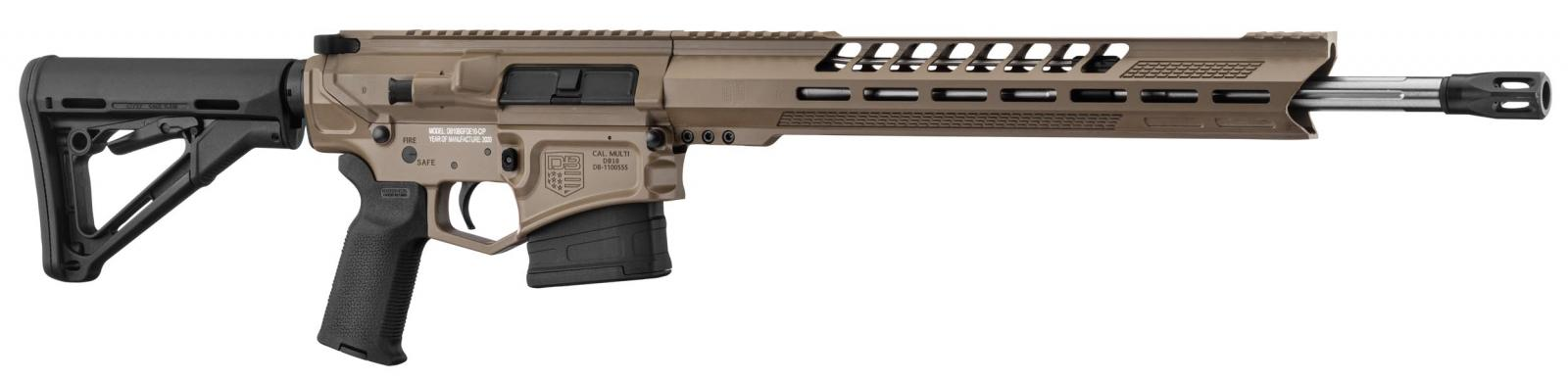 Carabine type AR10 DIAMONDBACK modèle DB10 18'' 308 Win