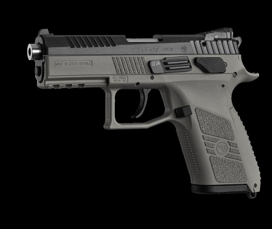 Pistolet CZ P-09 KADET URBAN GREY Cal 22lr