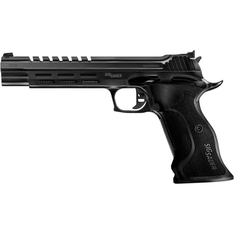 PSA SIG SAUER P 210 SKELETON BLACK Cal 9mm
