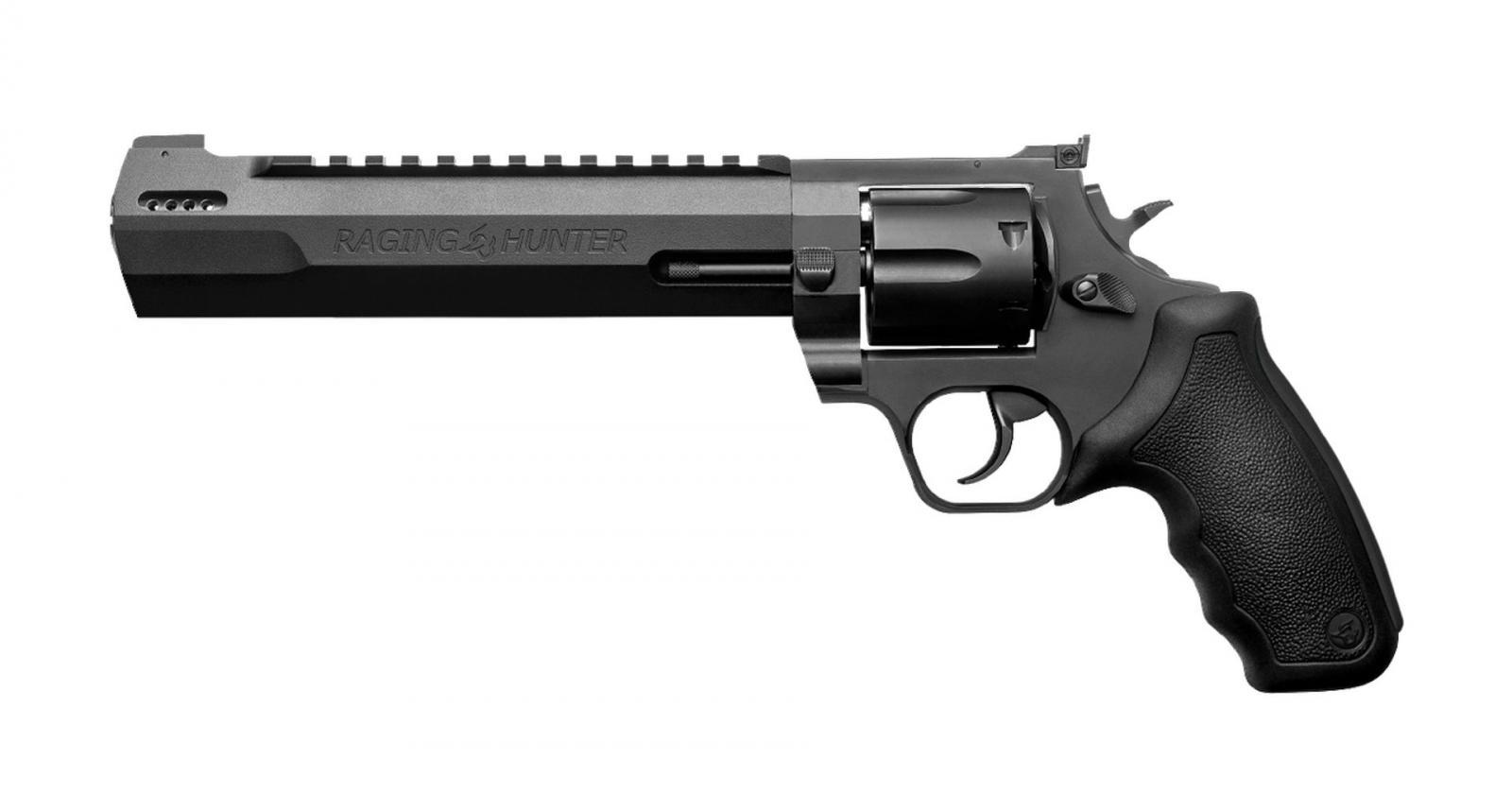 """Revolver TAURUS 44 H RACING HUNTER BLACK MAT 6""""3/4 Cal 44Mag"""
