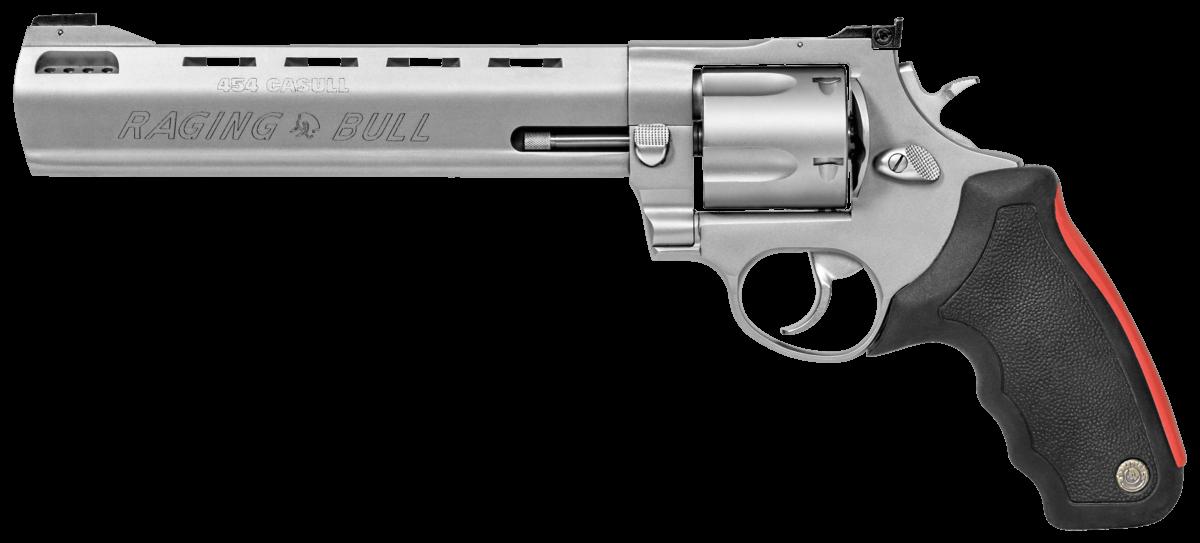 Revolver TAURUS 454 RACING BULL Cal 454Casuall